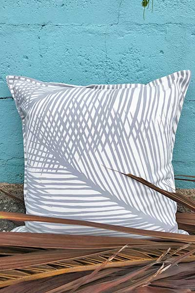 Outdoor Coconut shade pillow cover
